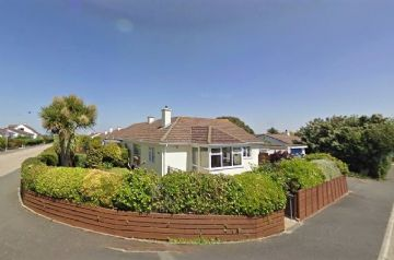 Semi Detached Bungalow for sale in St Ives: Polmennor Drive, Carbis Bay, St Ives, Cornwall.  TR26 2SQ, £280,000