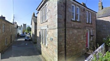 Detached House sold in Madron: Church Road, Madron, Penzance, Cornwall.  TR20 8SW, £250,000