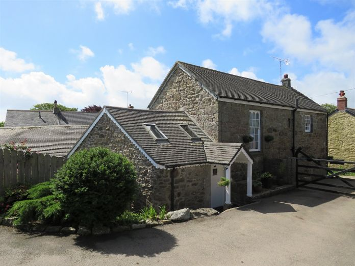 Detached House, Small Holding, With Annexe, Land, 2 bedroom Property for sale in Penzance, Cornwall for £550,000, view photo 15.