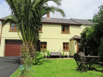 Semi Detached House for sale in Hayle: West End, Townshend, Hayle, Cornwall.  TR27 6AQ, £280,000