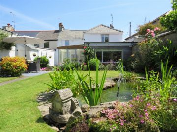 End of Terrace for sale in Penzance: Pleasant Place, Heamoor, Penzance, Cornwall.  TR18 3EX, £315,000