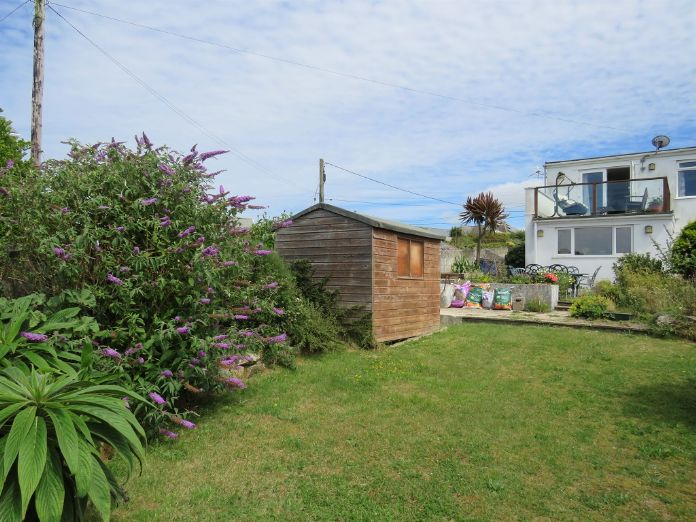 End of Terrace, House, 3 bedroom Property for sale in Hayle, Cornwall for £350,000, view photo 2.
