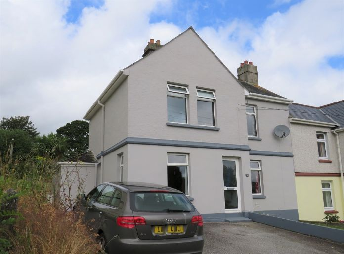 Semi Detached House, 3 bedroom Property for sale in Par, Cornwall for £180,000, view photo 1.