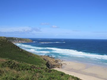 Barn Conversion for sale in Sennen: Tregiffian Veor, Sennen, Penzance, Cornwall.  TR19 7BE, £260,000
