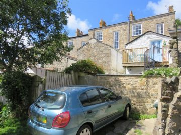 Terraced, House sold in Penzance: Cornwall Terrace, Penzance, Cornwall.  TR18 4HN, £350,000