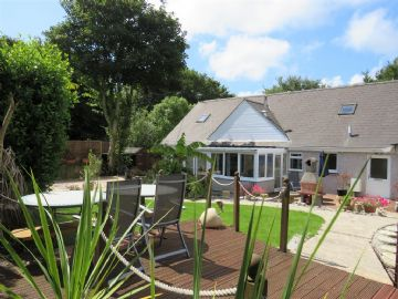 Detached House for sale in Goldsithney: Perran Downs, Goldsithney, Penzance, Cornwall.  TR20 9HG, £475,000
