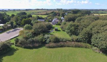 Detached Bungalow for sale in Rosudgeon: Greenbury, Rosudgeon, Penzance, Cornwall.  TR20 9QQ, £445,000