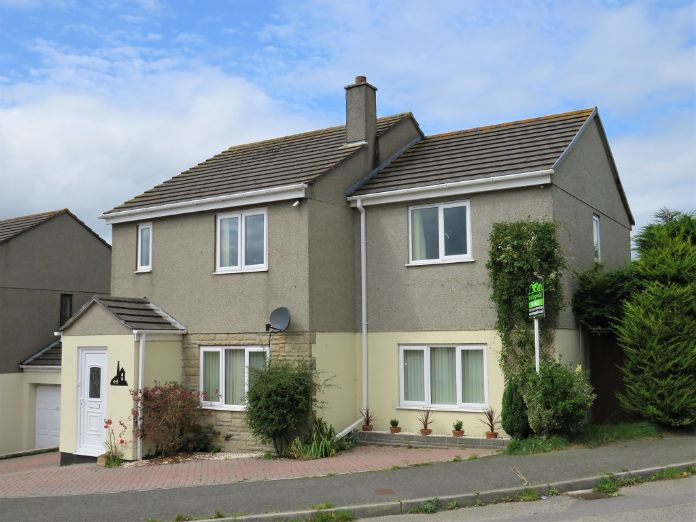 Detached House, 4 bedroom Property for sale in Praze, Cornwall for £249,995, view photo 1.