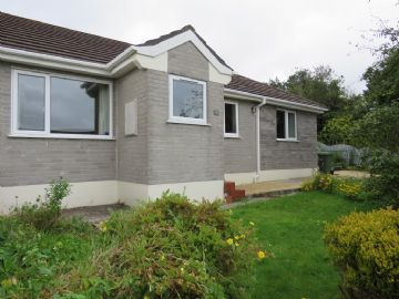 Semi Detached Bungalow for sale in Ludgvan: Churchfield Close, Ludgvan, Penzance, Cornwall.  TR20 8ER, £220,000