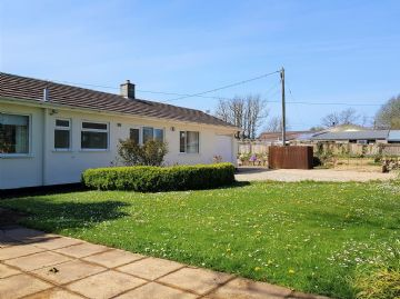 Detached Bungalow for sale in Rosudgeon: Packet Lane, Rosudgeon, Penzance, Cornwall.  TR20 9QD, £310,000