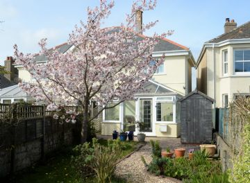 Semi Detached House for sale in Rosudgeon: Helston Road, Rosudgeon, Penzance, Cornwall.  TR20 9PA, £250,000