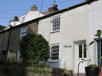 Terraced, House, Holiday Home for sale in Newlyn: Lower Chywoone Hill, Newlyn, Penzance, Cornwall.  TR18 5AG, £180,000