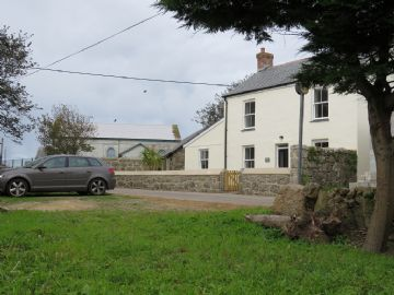Detached House for sale in St Levan: St Levan, Cornwall.  TR19 6LP, £350,000