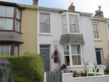 Terraced, House for sale in Penzance: Bay View Terrace, Penzance, Cornwall.  TR18 4HS, £230,000