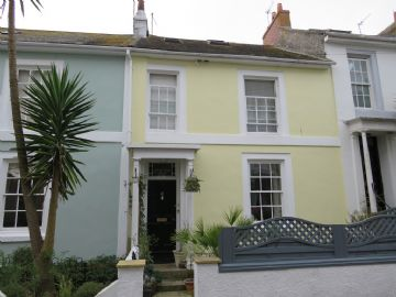 Terraced, House for sale in Penzance: Morrab Place, Penzance, Cornwall.  TR18 4DG, £375,000