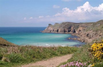 Detached House for sale in Lamorna: Lamorna Cove, Lamorna, Penzance, Cornwall.  TR19 6XN, £650,000