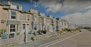 Terraced, House for sale in St Ives: Ayr Terrace, St Ives, Cornwall.  TR26 1ED, £450,000