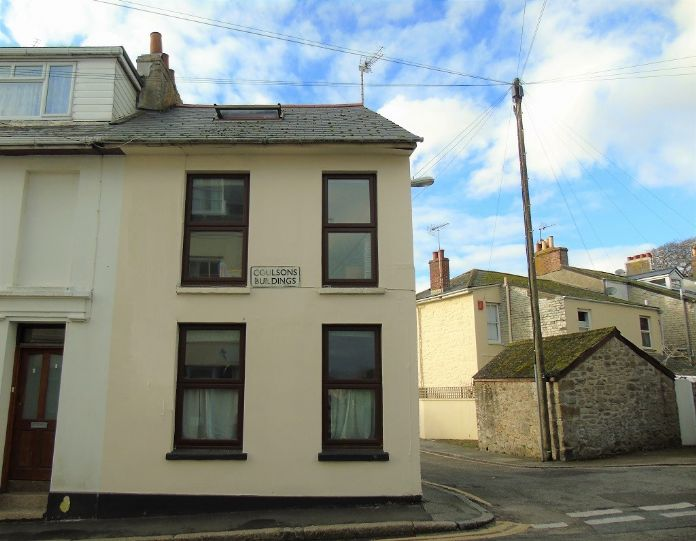 End of Terrace, 3 bedroom Property for sale in Penzance, Cornwall for £220,000, view photo 1.