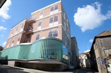 Apartment, Holiday Home for sale in Penzance: The Exchange Building, New Street, Penzance, Cornwall.  TR18 2LZ, £480,000
