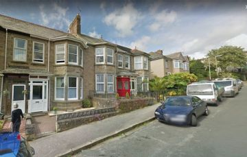 Terraced, House for sale in Penzance: Pendarves Road, Penzance, Cornwall.  TR18 2AJ, £300,000