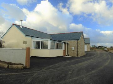 Barn Conversion, Holiday Home for sale in Leedstown: Trenerth Road, Leedstown, Hayle, Cornwall.  TR27 5ER, £450,000