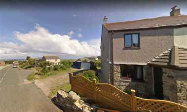 Semi Detached House for sale in St Just: Cape Cottages, Trewellard Hill, Trewellard, Cornwall.  TR19 7ST, £175,000