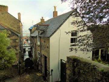 Semi Detached House for sale in Newlyn: Fore Street, Newlyn, Cornwall.  TR18 5JN, £250,000