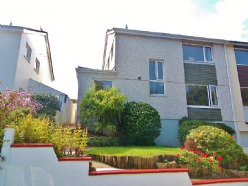Semi Detached House for sale in Penzance: Pendennis Place, Penzance, Cornwall. TR18 2BD, £270,000