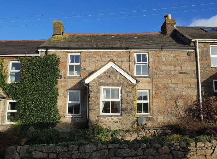 House, 3 bedroom Property for sale in St Just, Cornwall for £300,000, view photo 1.
