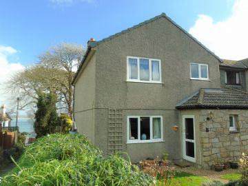 Detached House for sale in Newlyn: 1 Boskernick Close, Newlyn, Penzance, Cornwall.  TR18 5EY, £290,000