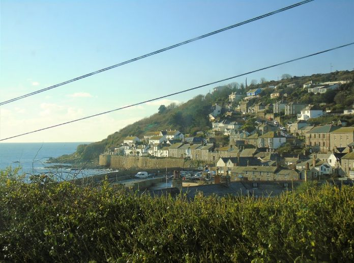 Semi Detached House, 3 bedroom Property for sale in Mousehole, Cornwall for £350,000, view photo 3.