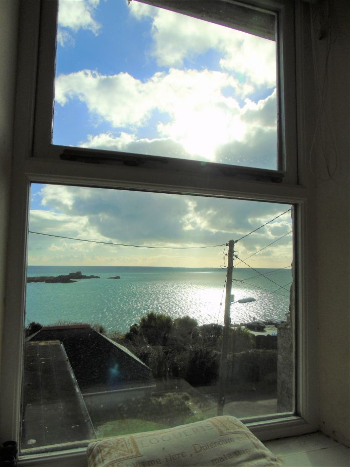 Semi Detached House, 3 bedroom Property for sale in Mousehole, Cornwall for £350,000, view photo 4.