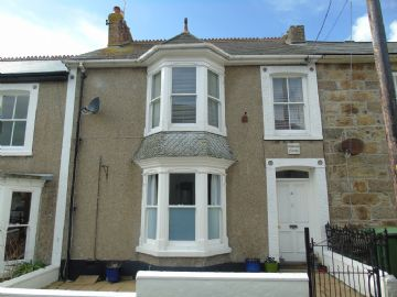 Terraced for sale in St Erth: Church Street, St Erth, Hayle, Cornwall TR27 6HP, £325,000
