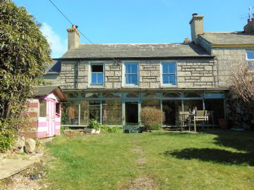 Terraced, House for sale in : St Johns Terrace, Pendeen, Penzance, Cornwall TR19 7DP, £290,000