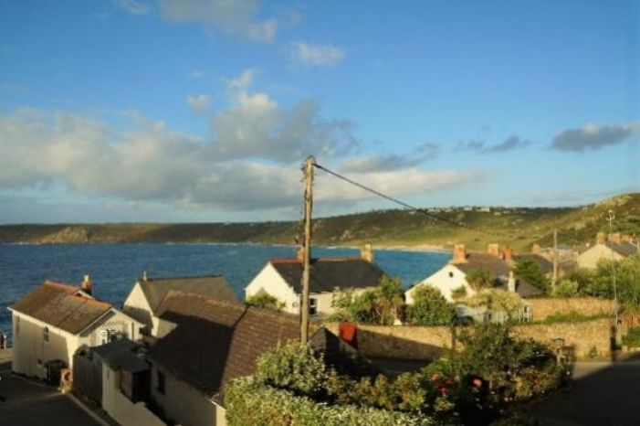 End of Terrace, House, 3 bedroom Property for sale in Sennen Cove, Cornwall for £475,000, view photo 4.