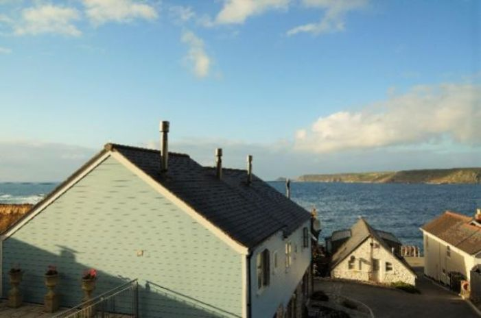 End of Terrace, House, 3 bedroom Property for sale in Sennen, Cornwall for £500,000, view photo 6.
