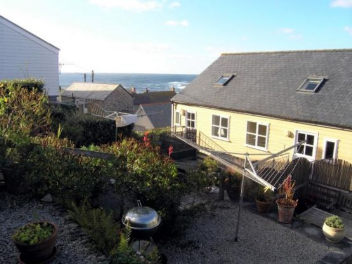 End of Terrace, House, 3 bedroom Property for sale in Sennen Cove, Cornwall for £475,000, view photo 12.