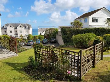 Flat for sale in St Ives: Karenza Court, Headland Road, Carbis Bay, St Ives, Cornwall TR26 2NR, £200,000