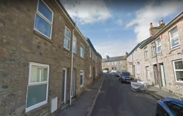 Terraced, House for sale in Penzance: Gwavas Street, Penzance, Cornwall TR18 2DF, £130,000