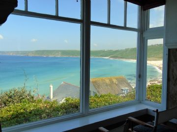 Detached House for sale in Sennen Cove: Carn North Studio, Sennen Cove, Penzance, Cornwall TR19 7DG, £425,000