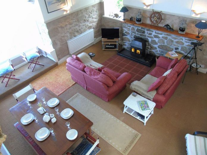 Detached House, 2 bedroom Property for sale in Sennen Cove, Cornwall for £425,000, view photo 2.