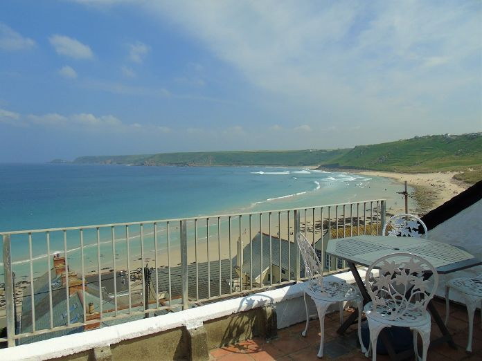 Detached House, 2 bedroom Property for sale in Sennen Cove, Cornwall for £425,000, view photo 12.