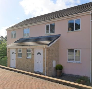 Semi Detached House for sale in Penzance: Strawberry Fields, Crowlas,, £230,000