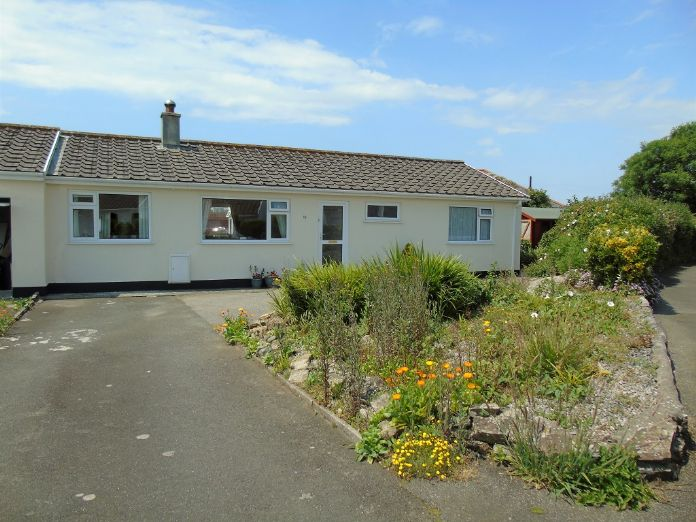 Semi Detached Bungalow, 3 bedroom Property for sale in St Buryan, Cornwall for £250,000, view photo 1.