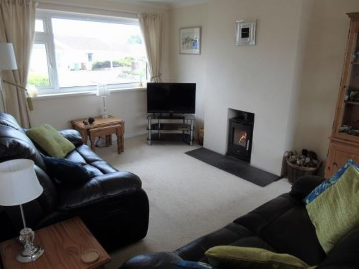 Semi Detached Bungalow, 3 bedroom Property for sale in St Buryan, Cornwall for £250,000, view photo 2.