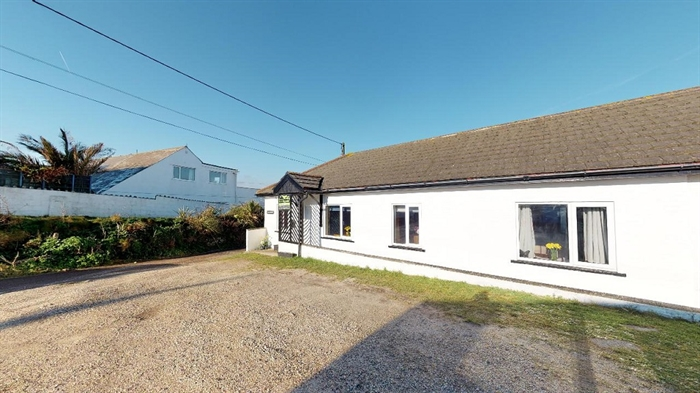 Semi Detached Bungalow, Holiday Home, 3 bedroom Property for sale in Hayle, Cornwall for £325,000, view photo 1.