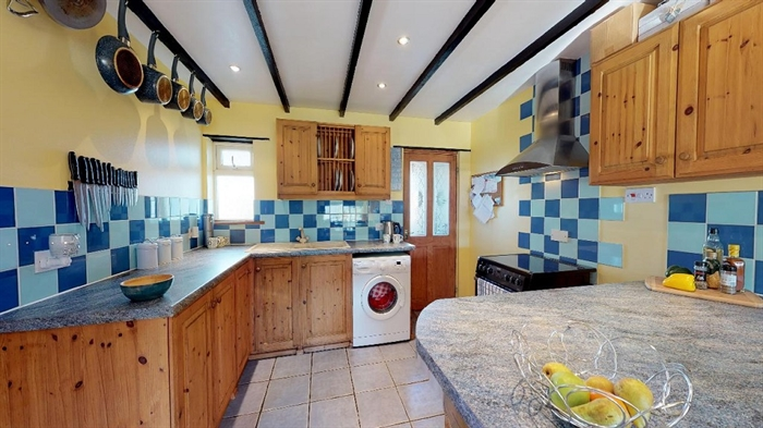 Semi Detached Bungalow, Holiday Home, 3 bedroom Property for sale in Hayle, Cornwall for £325,000, view photo 9.
