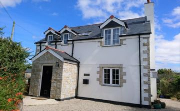 Detached House for sale in : Higher Row, Ashton, Helston,Cornwall TR13 9RY, £350,000