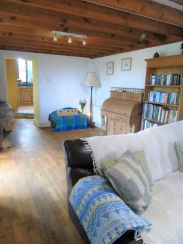 Detached House, Land, 3 bedroom Property for sale in Pendeen, Cornwall for £420,000, view photo 12.