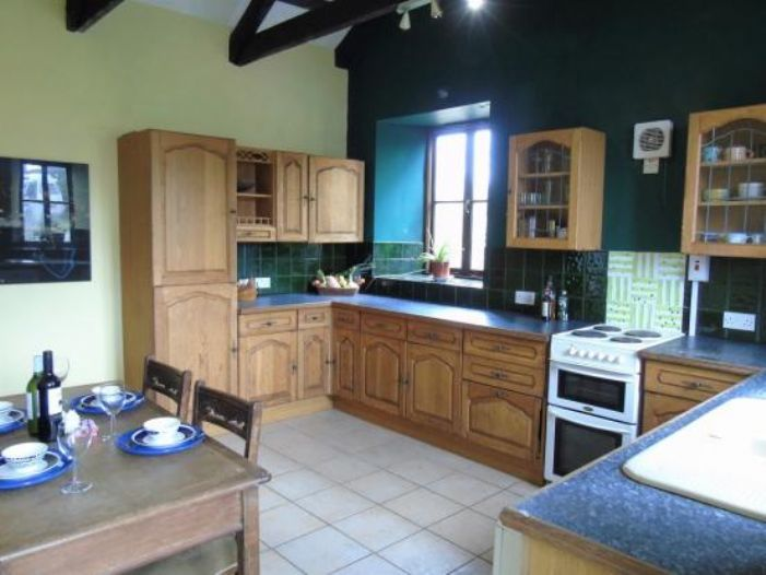 Detached House, Land, 3 bedroom Property for sale in Pendeen, Cornwall for £420,000, view photo 14.